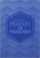 One-Minute Prayers® for Young Men Deluxe Edition