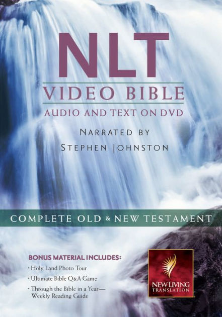 NLT Video Bible Dramatised DVD